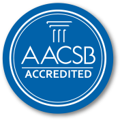 Association to Advance Collegiate Schools of Business accreditation logo