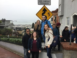 Miami students in San Francisco