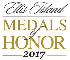 Ellis Island Medals of Honor logo