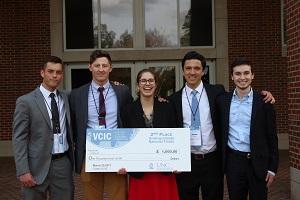 Venture capitalist team photo