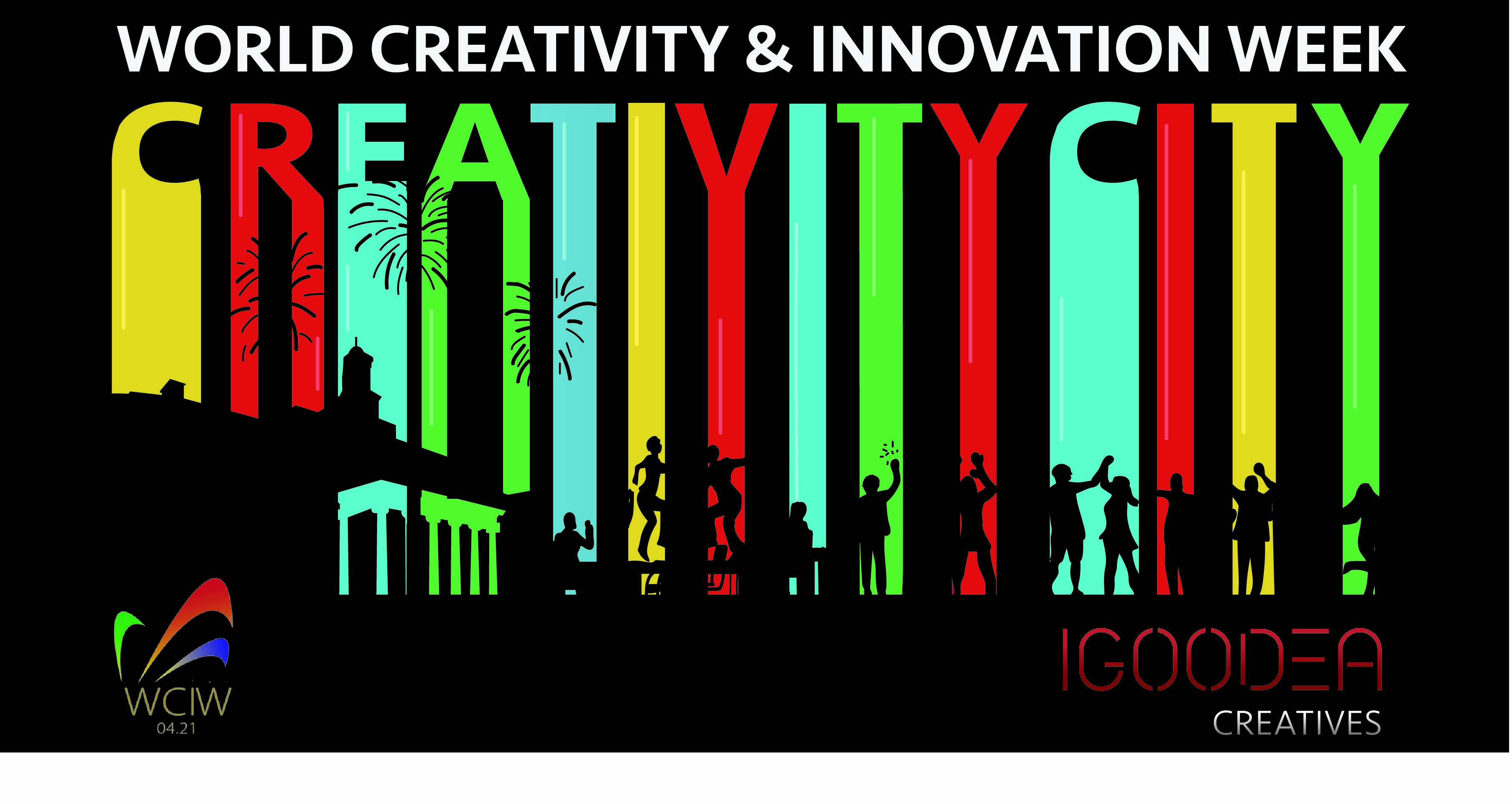 Creativity City logo