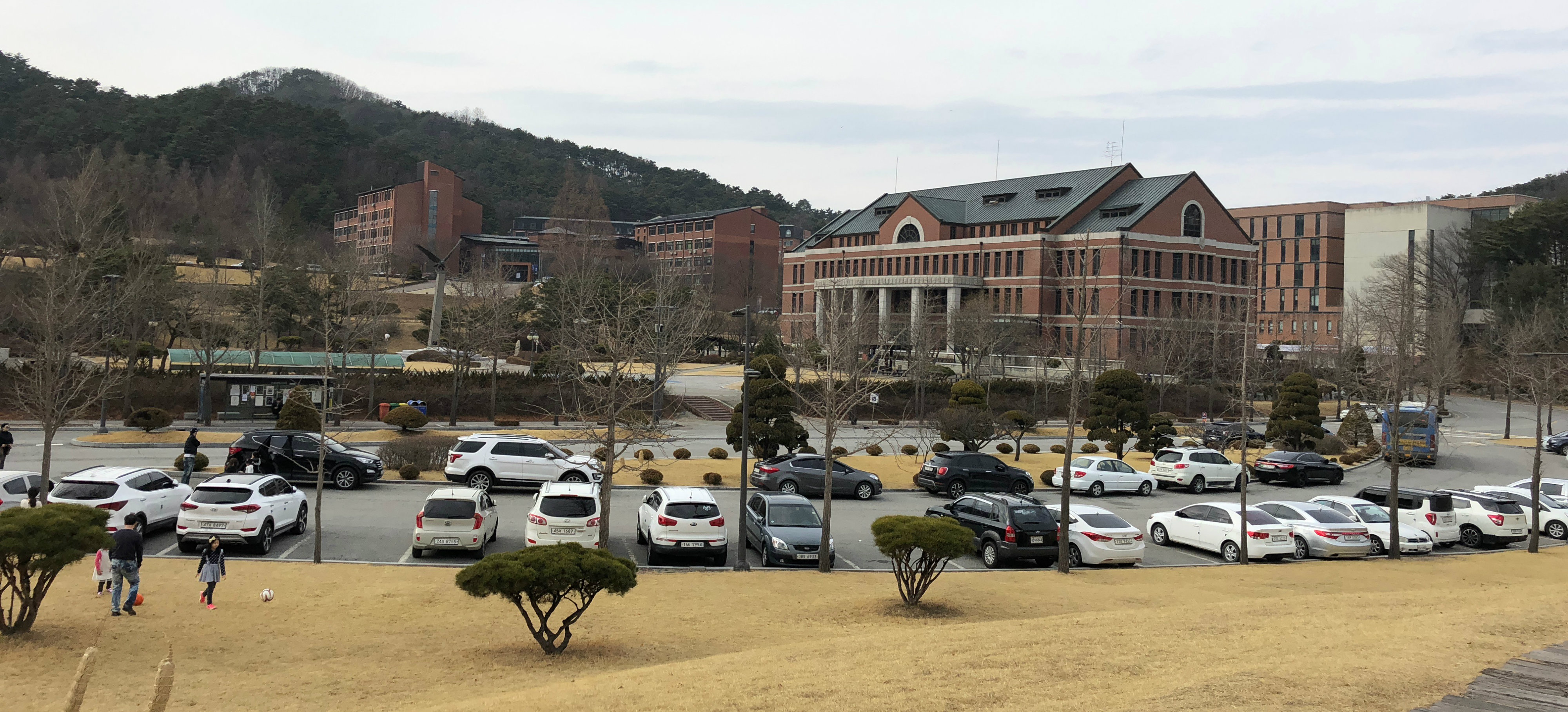 Yonsei University campus